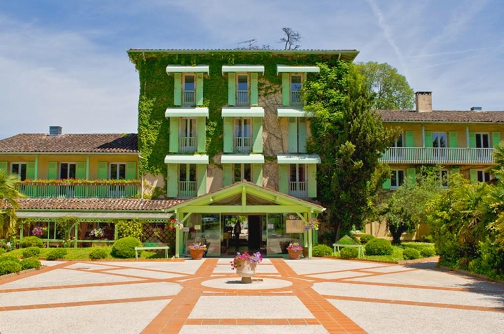 L'hôtel du Domaine de Fompeyre