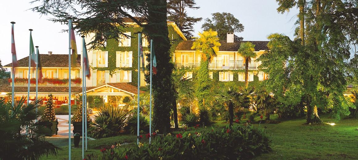 Hotel Spa Restaurant Near Bordeaux Gironde